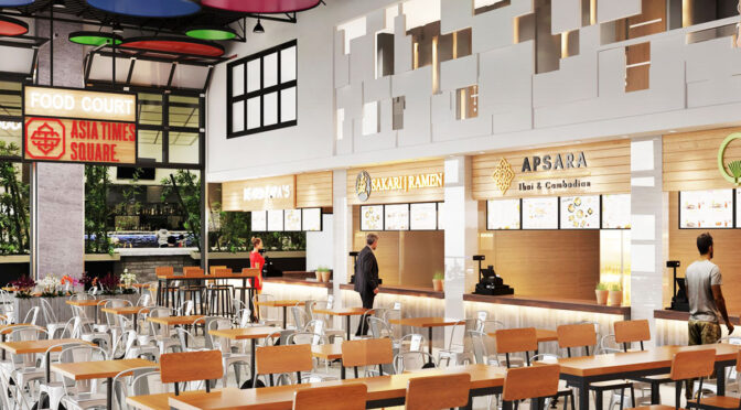 The Spread: Grand Prairie's Asia Times Square Is Becoming A Legit Foodie Destination
