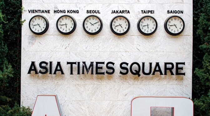 Grand Prairie's Asia Times Square Just Keeps Growing